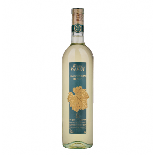 Sauvignon Blanc 2016 of Domaine Wardy from the Lebanon