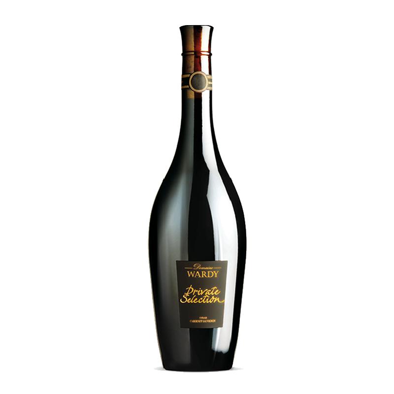 Domaine Wardy  Private Selection 2007 bei Weinstore24 - Ihr Spezialist für libanesische und exotische Weine