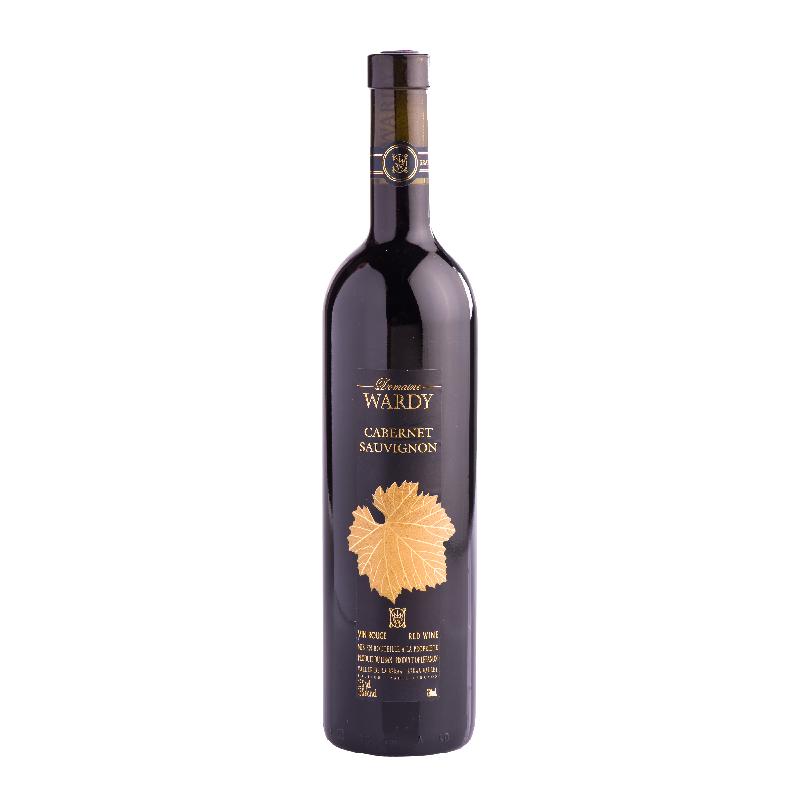 Domaine Wardy  Cabernet Sauvignon 2014 bei Weinstore24 - Ihr Spezialist für libanesische und exotische Weine