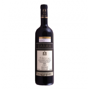 Chateau Collection Privee 2009 of Chateau Fakra from the Lebanon