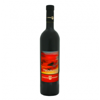 Thouraya 2007 Rot 0,75L - Karam Winery