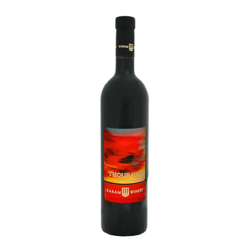 Thouraya 2007 Rot of Karam Winery from the Lebanon