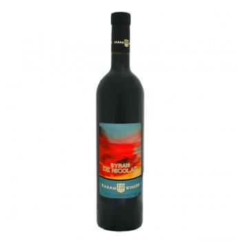 Syrah de Nicolas 2007 Rot 0,75L - Karam Winery