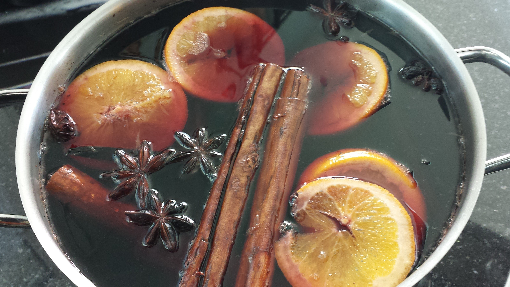 Glögg - Swedish mulled wines