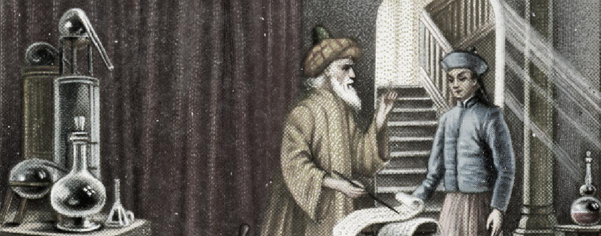 Arabische Alchemisten