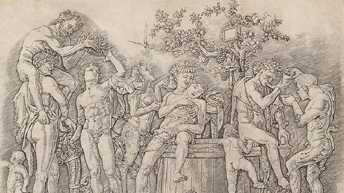 Roman wine rush