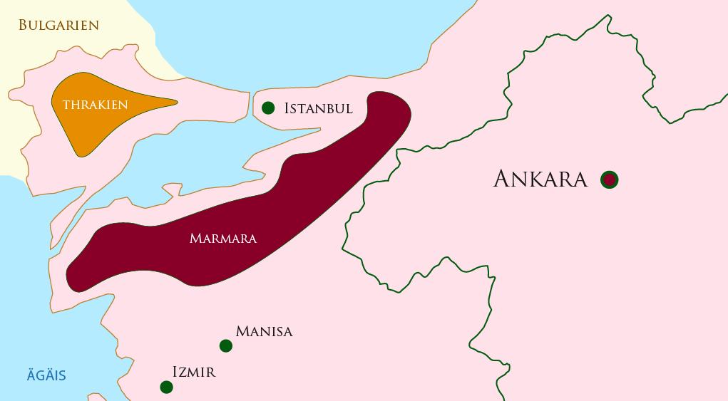 Nord Türkei