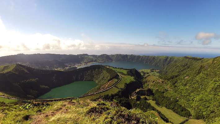 Climate on the Azores