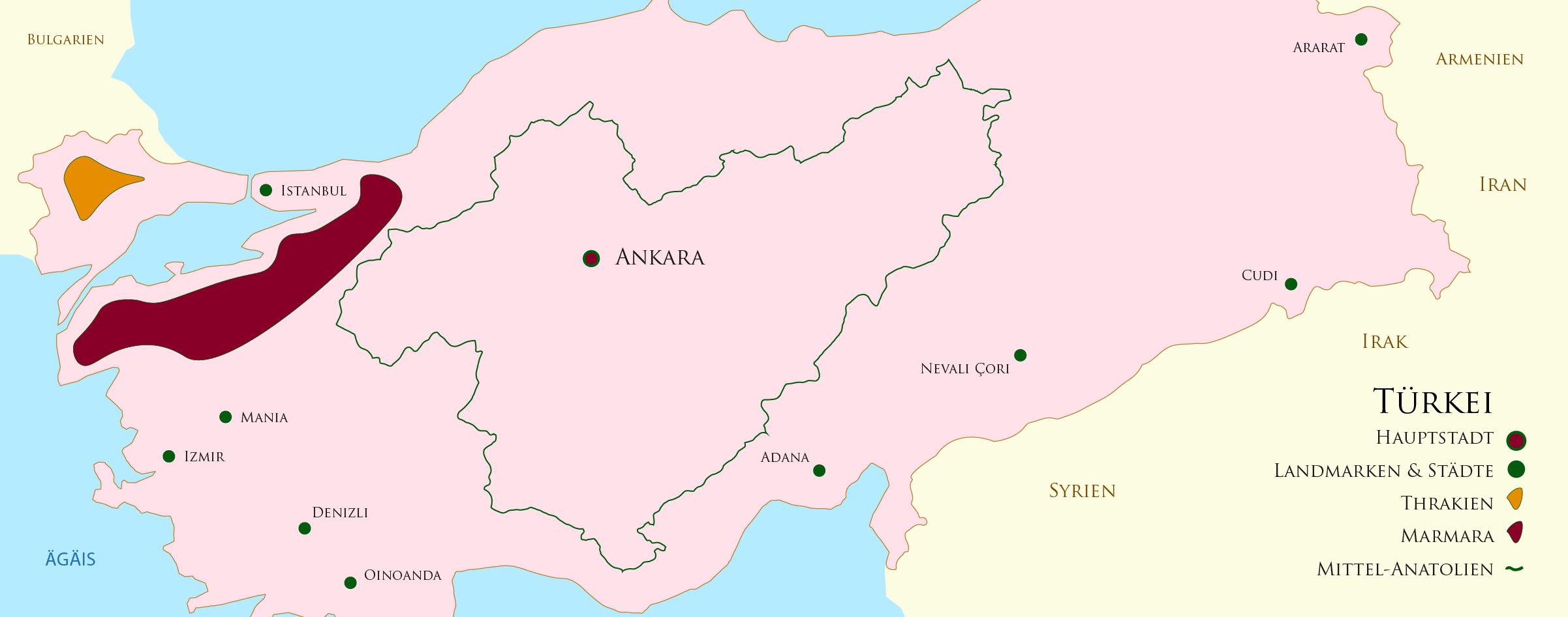 Türkische Weinkultur