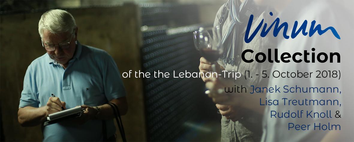 Weinreise in den Libanon mit Rudolf Knoll