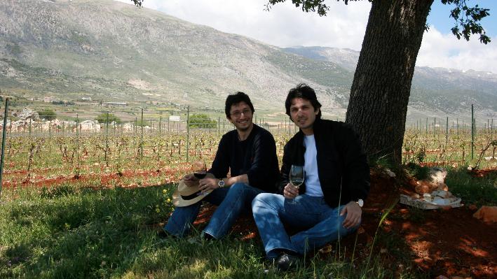 Sandro & Karim Saade