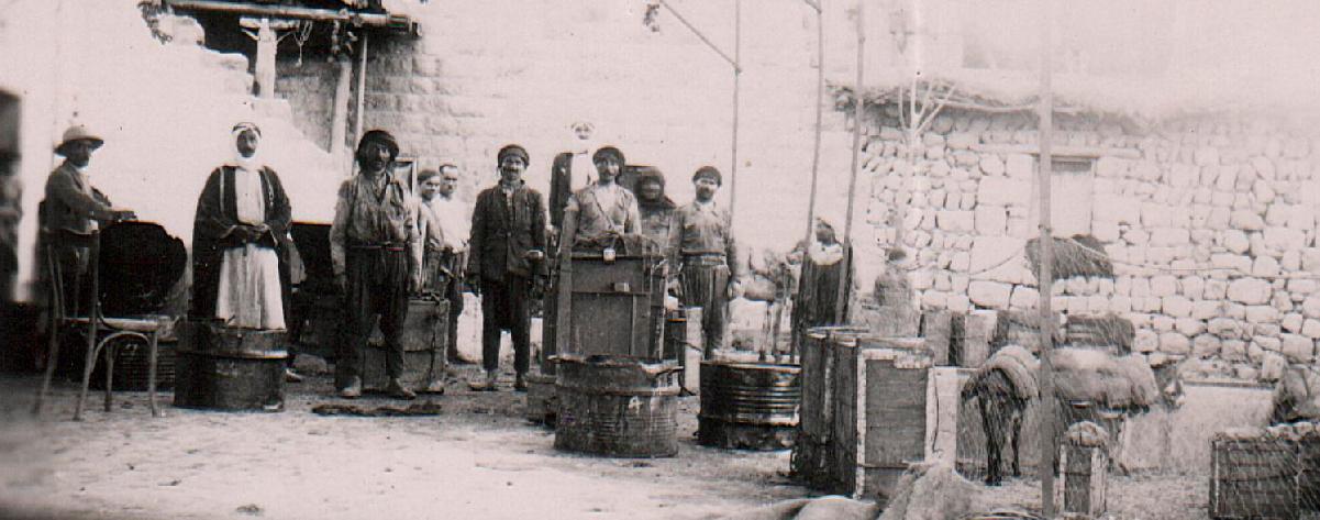 Winery Nakad from Lebanon