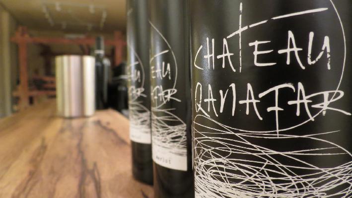 Weisswein von Chateau Qanafar