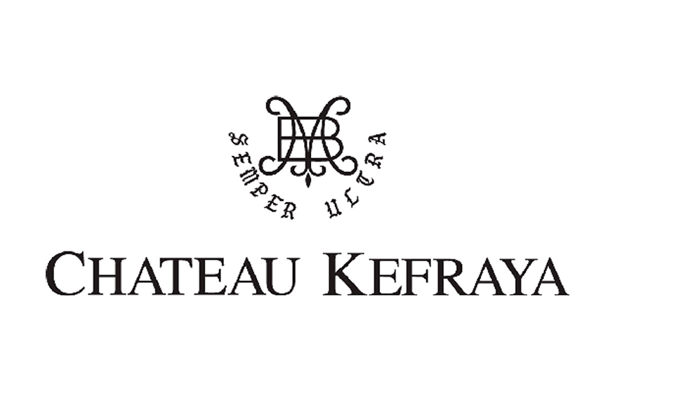 Winery Chateau Kefraya from Lebanon