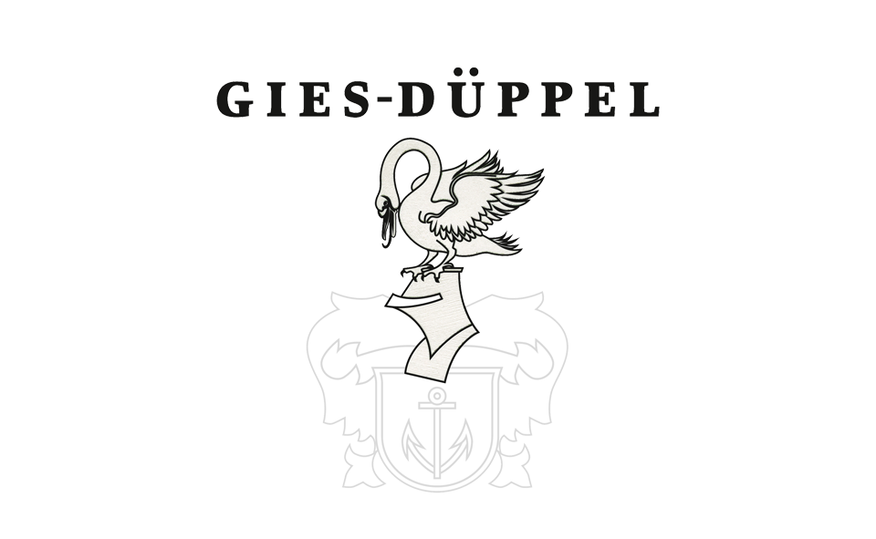 Logo of Gies-Düpple from the Palatinate