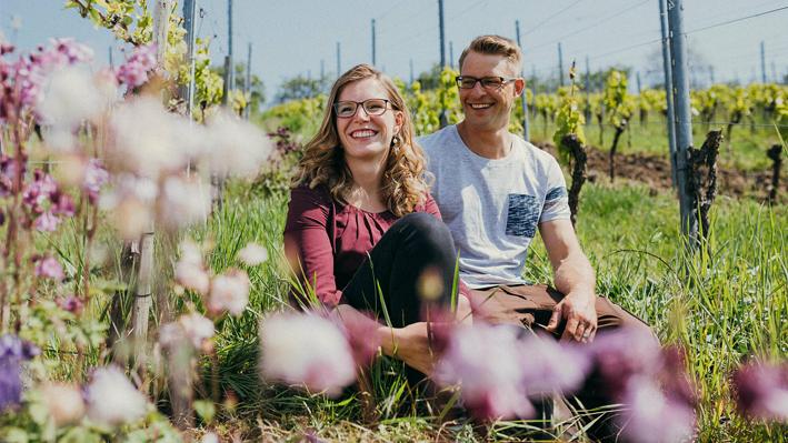 Julia & Aaron Schwegler