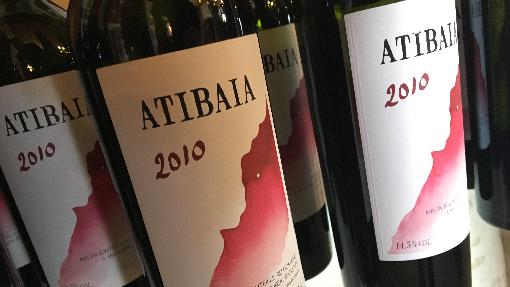 Wines from Atibaia
