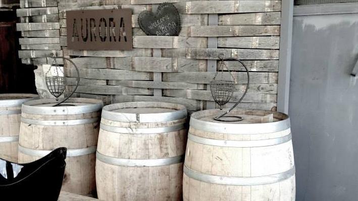 Yard of Aurora
