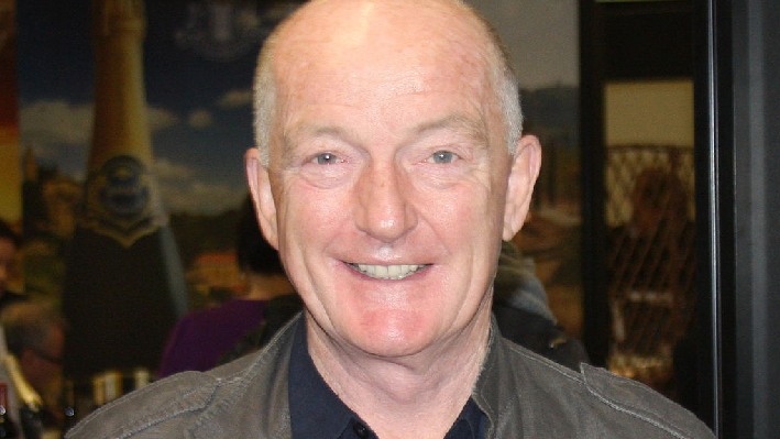 Wine critic Oz Clarke