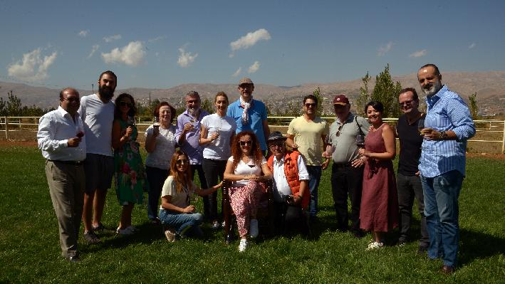 Wine tour Domaine Wardy