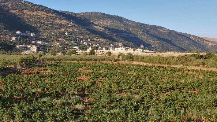 Dorf Barka im Libanon